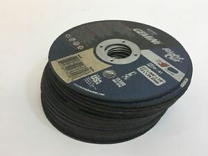 Norton Gemini Right Cut Angle Grinder Reinforced Abrasive Wheels 66252823602