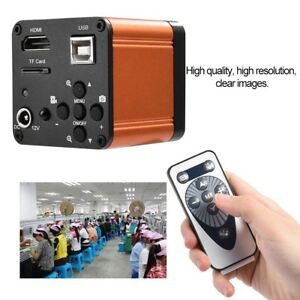 16mp 1080p 60fps Hdmi Usb Fhd Industrial C mount Microscope Digital Camera Inm