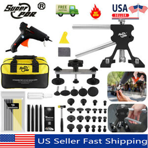 Us Paintless Hail Repair Pdr Dent Lifter Puller Bridge Ding Removal Tools Kits