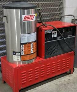 Used Hotsy 982ss 1ph Natural Gas 4gpm 2000psi Hot Water Pressure Washer
