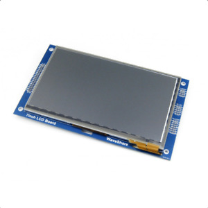 Waveshare 7 Inch c 800 480 Capacitive Touch Screen