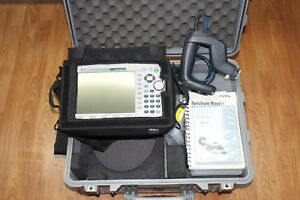 Anritsu Ms2724b Spectrum Analyzer 9 Khz 20 Ghz Tons Of Accessories Gps Op 25 31