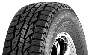 4 New 255 70r17 Nokian Rotiiva At All Terrain Tires 70 17 R17 2557017 A T 700aa