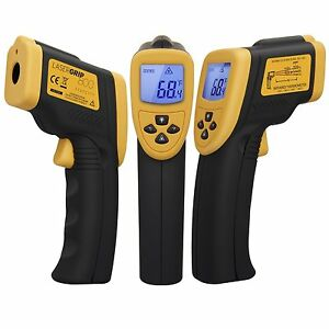 Thermometer Gun Non Contact Laser Ir Infrared Temperature Measurement Sensor