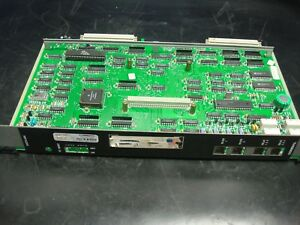 Comdial Dxcpu 68k Cpu Card Board Module With Warranty Telephone System Processor