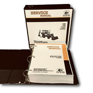 Technical Service Manual John Deere 210c 310c 315c Tractor Loader Backhoe