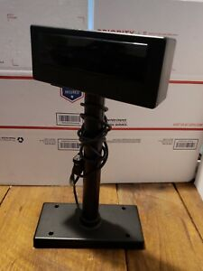 Pl 200 Pos Register Customer Display W Pole And Base Assembly