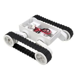 6 12v Diy Smart Robot Crawler Chassis Car Kit With Motor For Arduino