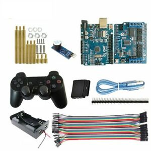 Wireless Controller Arduino Starter Kit Uno R3 Board Active Buzzer For Smart