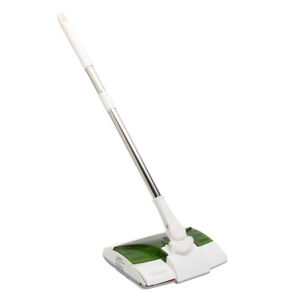 Automatic Hand Push Sweeper 360 Spin Broom Household Floor Mop With Electric Cl