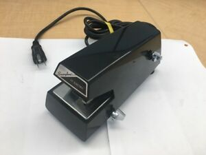 Swingline Black Electric Stapler Model No 67 Vintage made In Japan