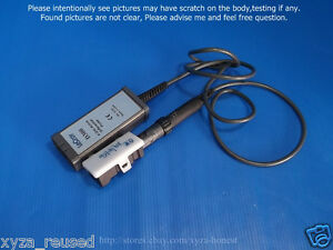 Lecroy D300 4ghz Differential Active Probe For Part Need Fix Cable d m