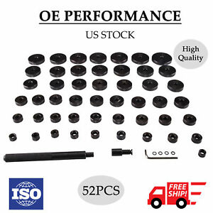 52 Pieces Seal Drive Set Bushing Removal Tool Bushing Driver Set