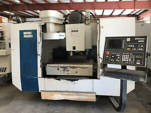Hurco Bmc4020 Used Cnc Vertical Machining Center