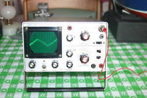 Leader Electronic Syncroscope Lbo 301