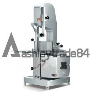 Automatic Bone Sawing Machine Meat Bone Cutter Food Cutting Machine J210 220v