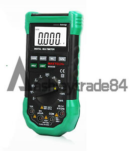New Mastech Ac dc Range Auto manual Digital Multimeter Ms8268 Xg