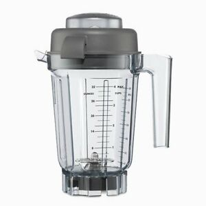 Vitamix Commercial 32oz Tritan Aerating Blender Jar For The Quiet One Blending