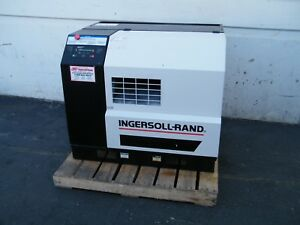 Ingersoll Rand Ssr ep25 25 Hp Rotary Screw Air Compressor Kaeser Sullair