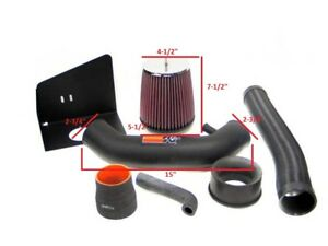 K N 57i 6503 Universal Cold Air Performance Intake System Cai Small Engine