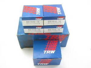 Trw Ms1810 010 Main Bearings Sbc Chevy Small Block 265 283 V8 Small Journal