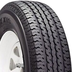 4 New St 205 75r14 Maxxis M 8008 Radial Trailer Tires 8 Ply 2057514 75 14 R14 D