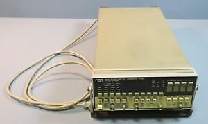 Hp 8116a Pulse function Generator 50mhz Hp ib Used