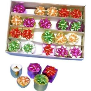 Findingking 48 Assorted Paper Hat Ring Wholesale Jewelry Display Gift Boxes