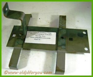 Ab2931r John Deere B Battery Tray Or Base Buy Direct From The Manufacturer