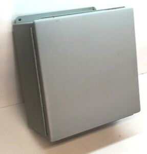 Hoffman A1212ch Enclosure Box 12 X 12 X 6 Nema Type 12 13