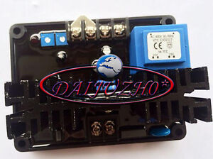 New Phase Compound Dx 8e Automatic Voltage Regulator For Brush Generator Avr