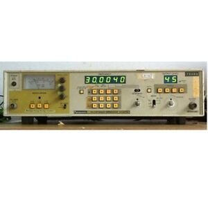 1pc Used Panasonic Vp 8177a Fm am Signal Generator In Good Condition pa