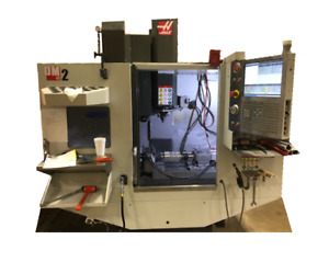 Haas Dm2 Used Cnc Vertical Machining Center