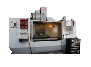 Haas Vf8 40 Used Cnc Vertical Machining Center