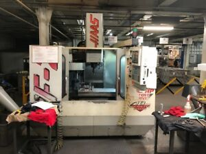 Haas Vf2 Used Cnc Vertical Machining Center