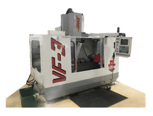 Haas Vf3 Used Cnc Vertical Machining Center