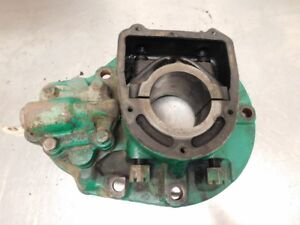 John Deere Unstyled A Tractor Left Main Bearing Housing With Oil Pump A23r 12529
