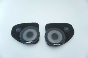 Porsche 944 S2 Doors Panel Pioneer Speaker Left And Right