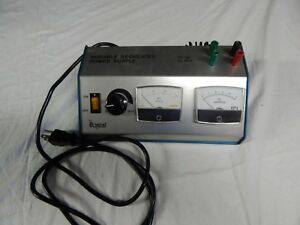 Boreal Variable Regulated Power Supply 64250 50 Ac dc 1 5 12v