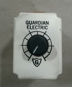 Guardian Electric Time Delay Relay 030a21