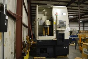 Honor Seiki Vl 86a Cnc Vertical Turning Center