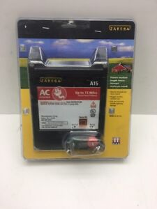 Electric Fence Charger Zareba Model A15 15 Mile Brand New