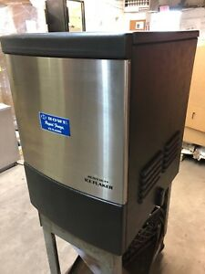 2017 Howe 1000 rle Remote Ice Machine Flaker Flaked Seafood Meat Fish 1000lb day
