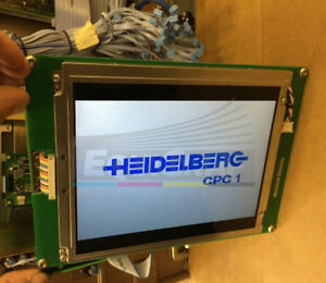 Cp Tronic Screen For Heidelberg Electrical Offset Printing