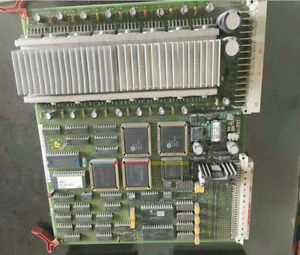 Ssk2 Circuit Board For Heidelberg Electrical Offset Printing