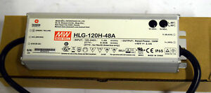 Mean Well Hlg 120h 48a 48v 2 5a 120w Ac dc Power Supply Us