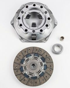 1953 Plymouth 3 Speed Stick Shift Clutch Package Disc And Pressure Plate