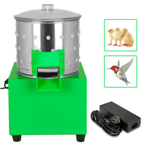 Hot 80w Chicken Dove Feather Plucking Machine Poultry Plucker Birds Depilator