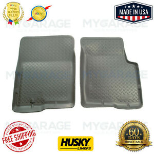 Husky Liners For 80 96 Ford Bronco f 150 Classic Style Front Floor
