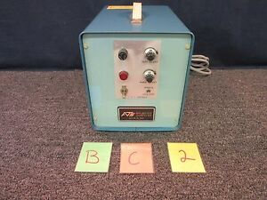 Applied Test Systems Power Supply Signal Conditioner Lvdt 10v Dc Lab Vintage